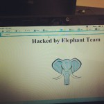 Ops! Scrum.ir hacked by elephant team