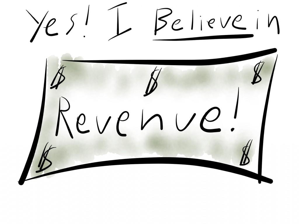 درآمد جاری - revenue stream