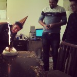 شمع نگو آتشفشان بود